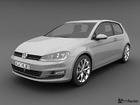 max volkswagen golf 3 doors