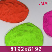 PlayDoh Clay 8192x Material