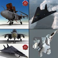 Jet Fighters Collection