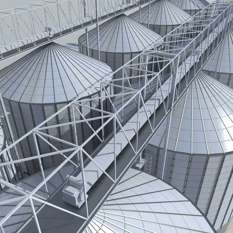3d silage factory