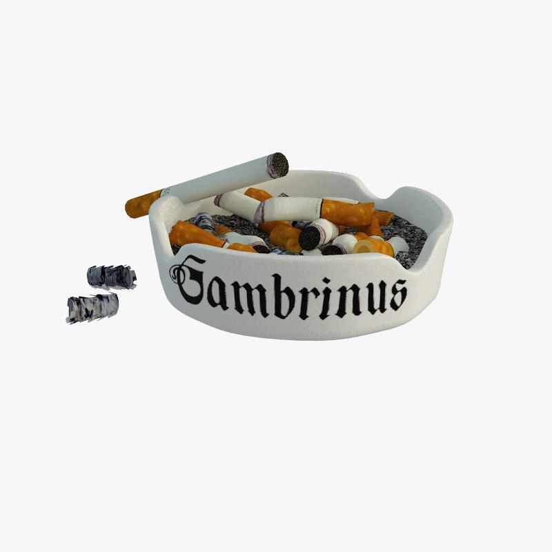 max ashtray cigarette