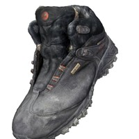 old insulated shoes 3d 3ds