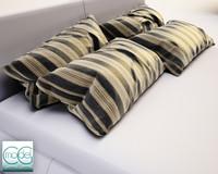 pillow bed 3d l