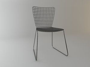 wire chair max free