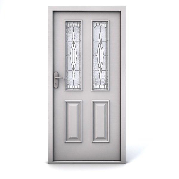 Front Door Texture front door 3d models and textures | turbosquid