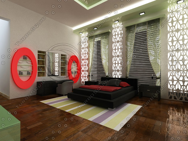 max bed room