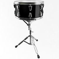 3d snare drum model