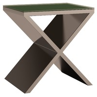 eichholtz table metropole 3d model