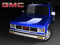 3d model gmc jimmy mk1
