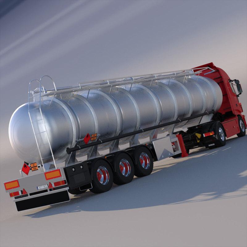 new iveco hi-way truck max