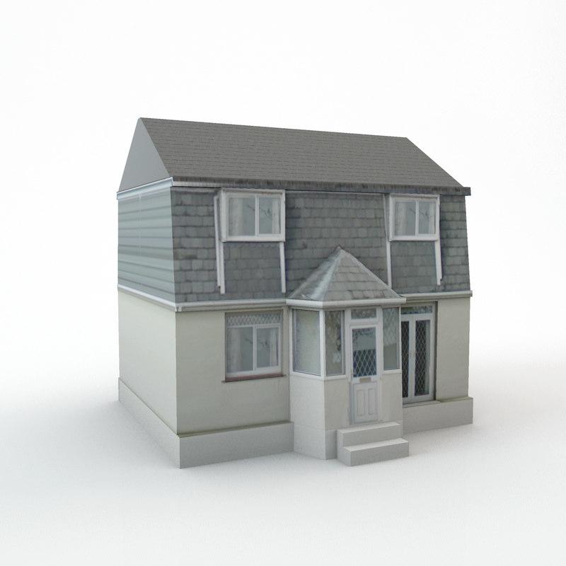 house street model