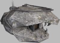 hideout mal 3d 3ds
