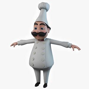 chef man max