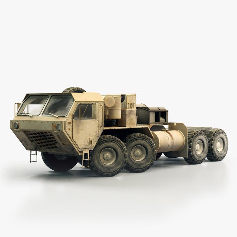 3d hemtt vehicle