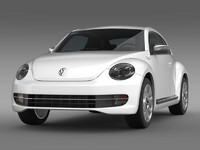 VW Beetle Fender Edition 2012