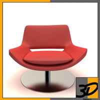metropolitan armchair 3d 3ds
