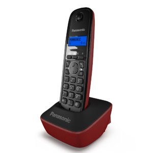 3ds panasonic kx-tg1611 cordless phone
