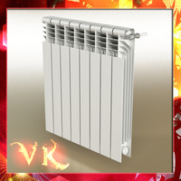 radiator scanline 3d max