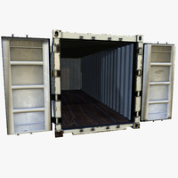 Container opened