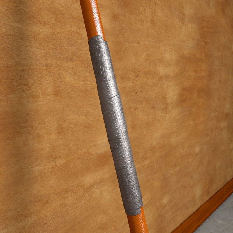 Wooden Taped Fight Bo Stick Staff