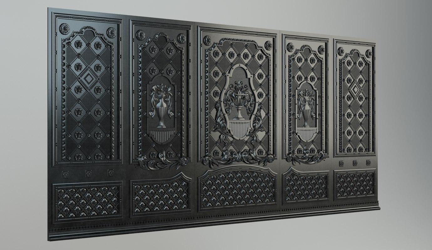 panels decoration max