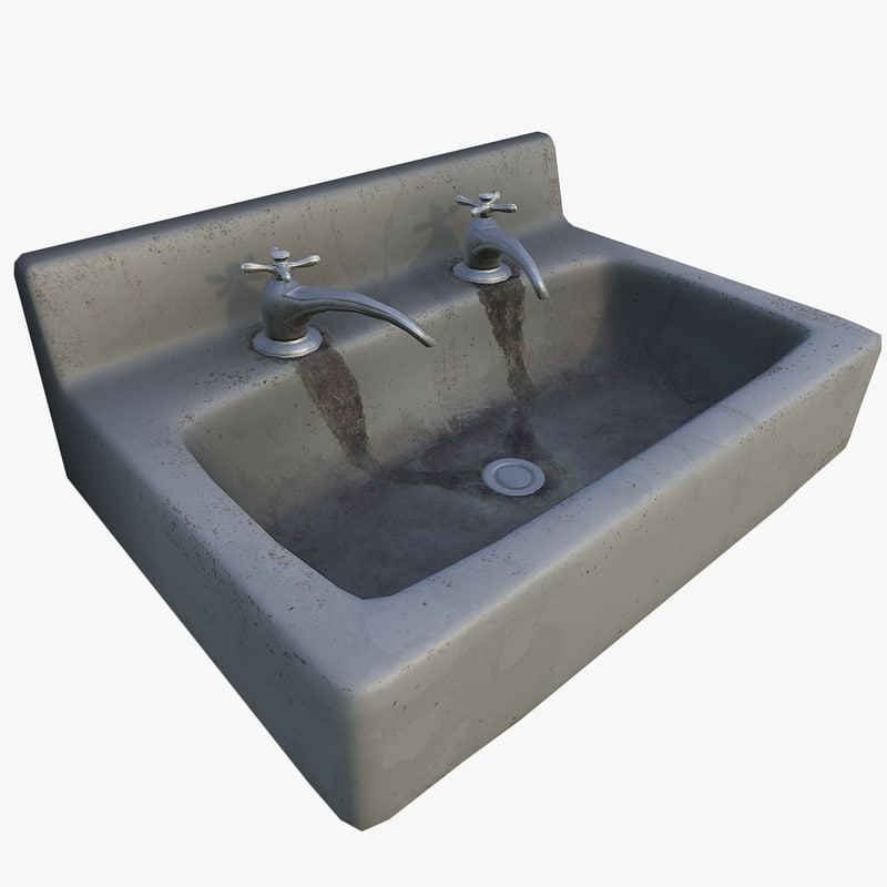 sink ready max