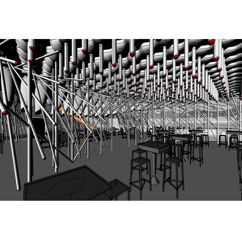3d pavilion 2015 milan expo