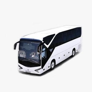 viseon c 13 bus games 3d model