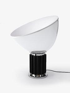 max taccia lamp achille castiglioni
