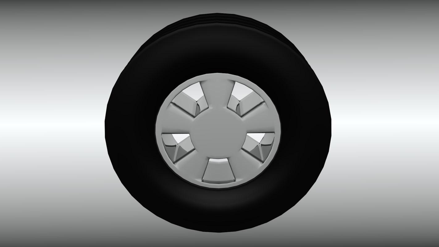 maya tire race