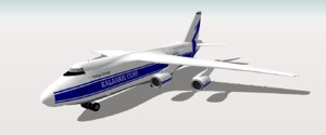 free 3ds mode antonov an-124 ruslan