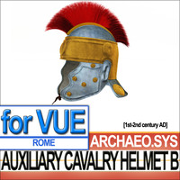3ds max ancient rome auxiliary cavalry
