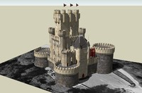 butron castle 3d 3ds