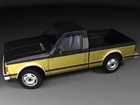 Chevrolet S-10 Reg Cab PFL Mk1
