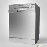 LG Titanium Dishwasher