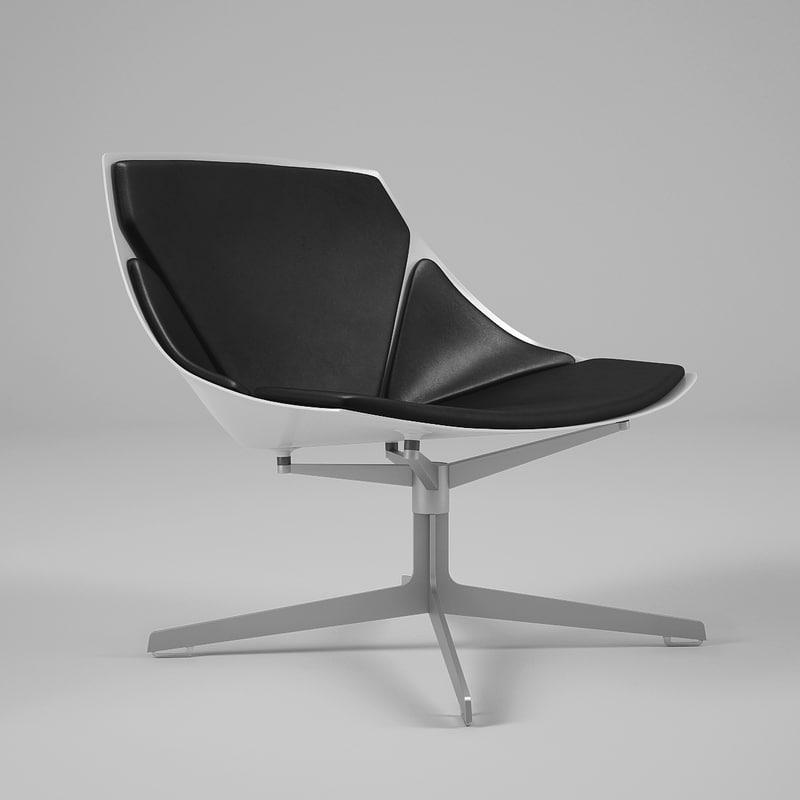 fritz hansen space chair max