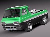 Ford E100 Econoline 1961-1967