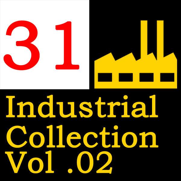 3d model industrial vol 02