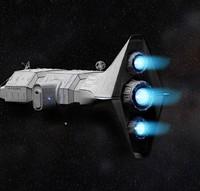 Palomino Spacecraft