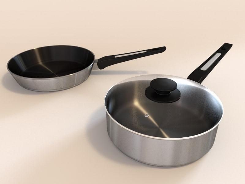 free max mode realistic saucepan