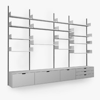 606 Shelving Unit