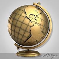 s max tabletop globe