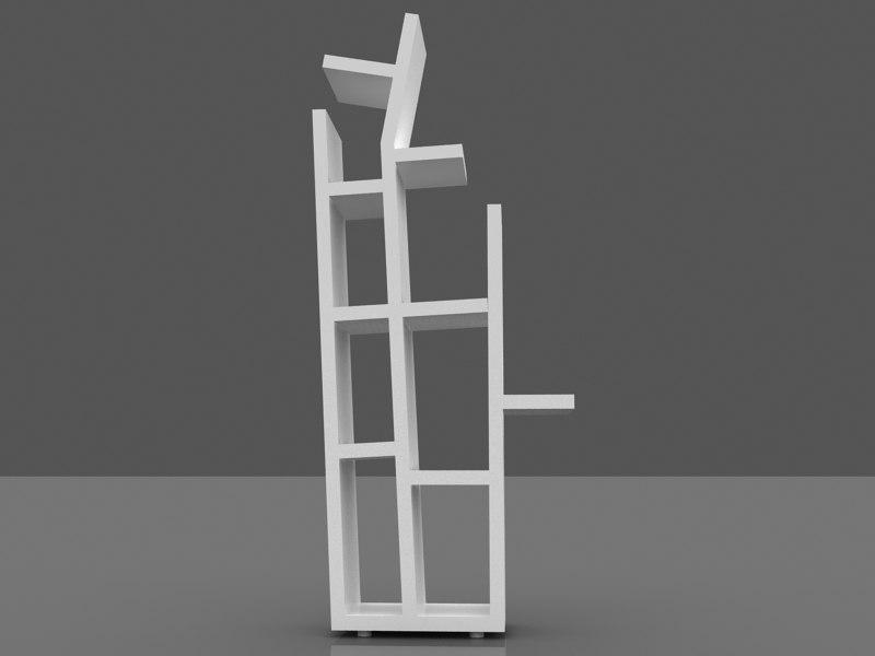 3ds max baum shelf
