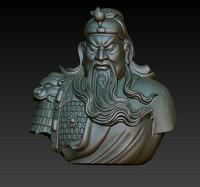 3d model china! guan