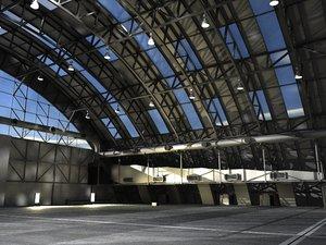 hangar jets 3ds