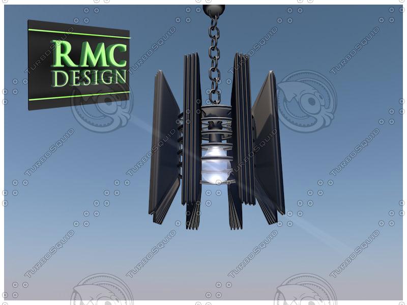 chandelier 05 rmc 3d c4d