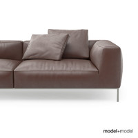 B&B Italia Frank sofas