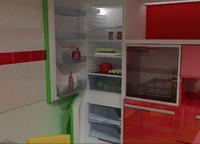 3d refrigerator gorenje rb 421