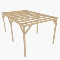 max wood carport