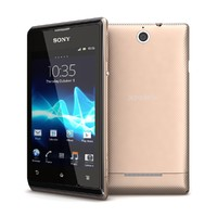3d model of sony xperia e dual